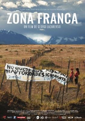 Affiche du film Zona franca