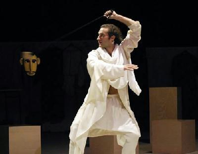 Baïbars mis en scène par Marcel Bozonnet