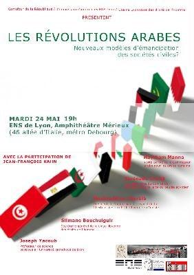 Conférence Révolutions arabes