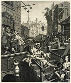 Hogarth, Gin Lane