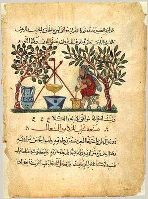 La médecine arabe