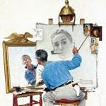 Self portrait Rockwell