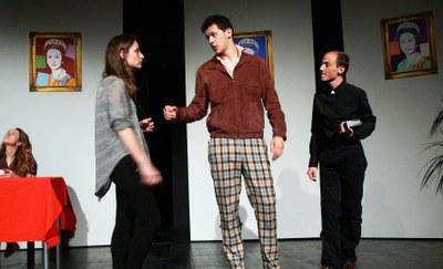 Scène 4 Gosforth's Fête
