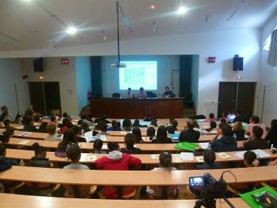 presentation des eleves