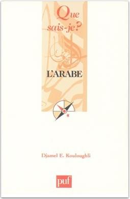 L'arabe de Djamel E. Kouloughli