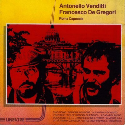 Antonello Venditti  Francesco De Gregori - Roma Capoccia - Front.jpg