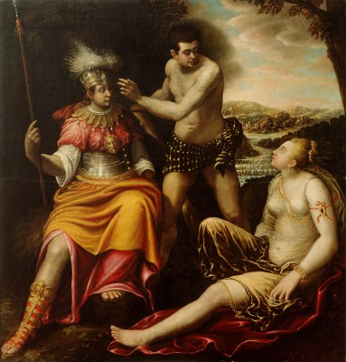 Baglione - Hercule au carrefour
