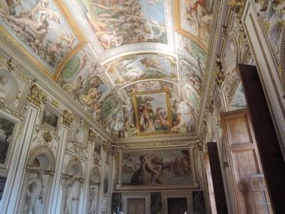 Carracci - Galerie du palais Farnèse