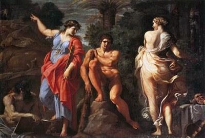 Carracci - Hercule