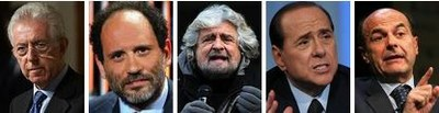 Comprendre les alliances pour les élections de février 2013