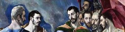 Martirio de San Mauricio El Greco 2
