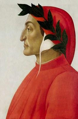 ritratto Dante