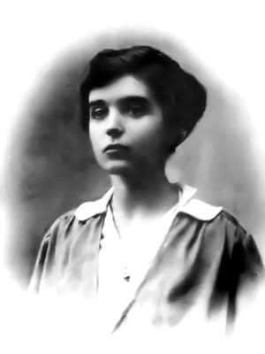 maria Messina ritratto